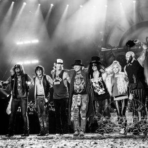 Guns N' Roses' 'Not In This Lifetime Tour' to continue with North American fall tour dates