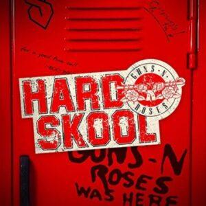 New Guns N' Roses EP 'Hard Skool' available on February 25th