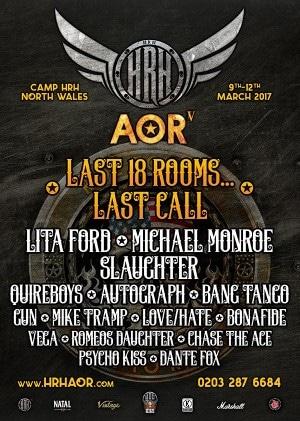 HRH AOR poster