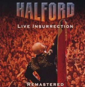 Halford CD cover