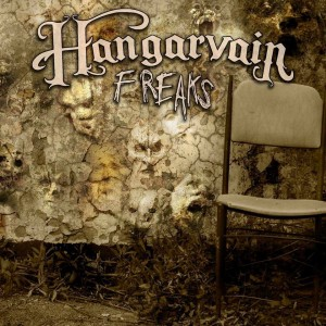 Hangarvain CD cover