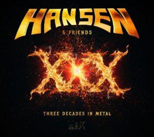 Hansen album cover