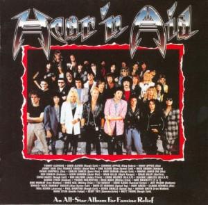 Hear N Aid CD cover 5