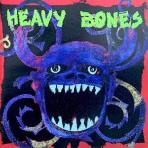Heavy Bones – 'Heavy Bones' reissued (October 7, 2020)