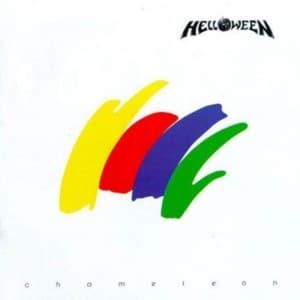 Helloween CD Chameleon