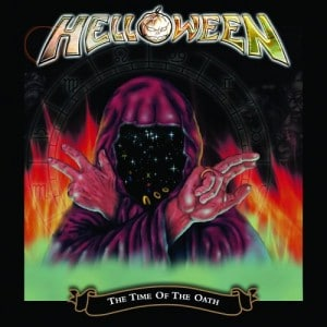 Helloween CD cover 2