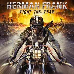 Herman Frank – 'Fight The Fear' (February 8, 2019)