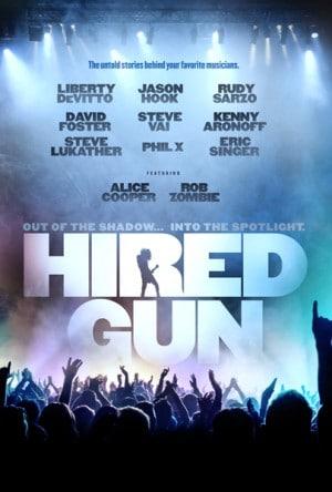Hired Gun poster