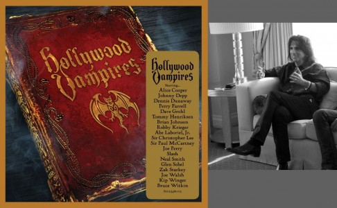 Hollywood Vampires poster