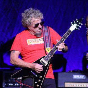 Sammy Hagar announces Whitesnake, Sammy Hagar & The Circle and Night Ranger tour package