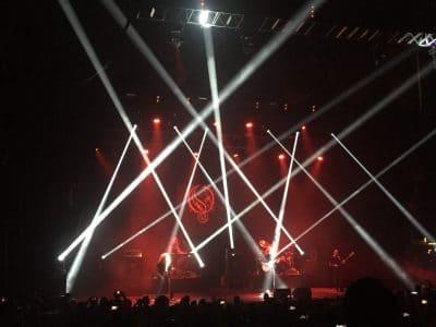 Opeth Live Mexico City - Teatro Metropolitan