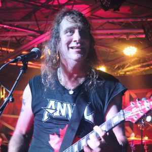 Anvil live at The Rockpile in Toronto, Ontario, Canada Concert Review
