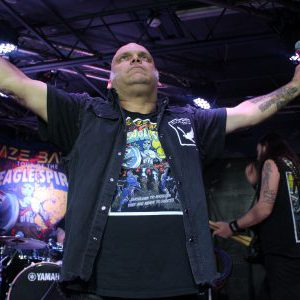 Blaze Bayley live at The Rockpile in Toronto, Ontario, Canada Concert Review