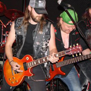 Helix and Anvil live at Club Absinthe in Hamilton, Ontario, Canada Concert Review