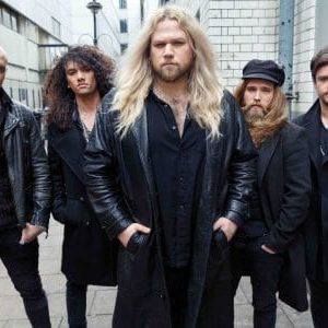 Inglorious to head back into studio in 2020 to record fourth album