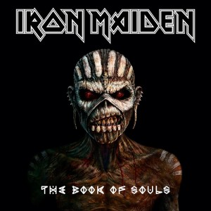 Iron Maiden CD cover