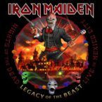 Iron Maiden: 'Nights of The Dead, Legacy of The Beast: Live in Mexico City'