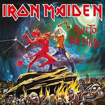 Iron Maiden Release Video For Quot Run To The Hills Quot From