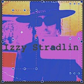 Izzy Stradlin photo