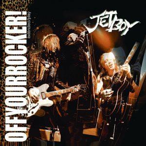 Jetboy album cover