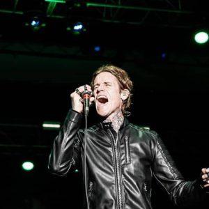 Buckcherry frontman Josh Todd Interview