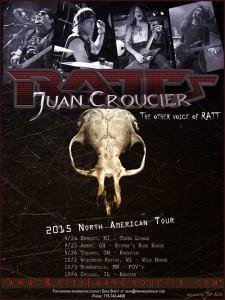 Juan Croucier poster