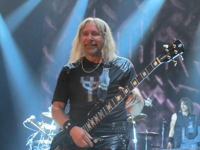 Judas Priest Ian photo