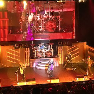 Judas Priest with opener Uriah Heep live in San  Francisco, California, USA Concert Review