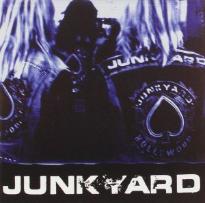 Junkyard CD cover