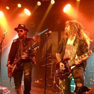 Interview with Junkyard Drive guitarists Ben Høyer and Birk