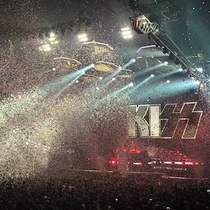 KISS with opener David Lee Roth live at Keybank Center in Buffalo, New York, USA Concert Review