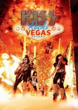 KISS CD cover
