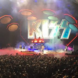 KISS live at the Scotiabank Arena in Toronto, Ontario, Canada Concert Review