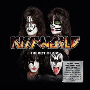 KISS – 'Kissworld – The Best Of KISS' (January 25, 2019)