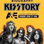KISS: 'An Original A&E Biography KISStory' (documentary review)
