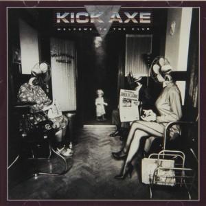 Kick Axe CD cover