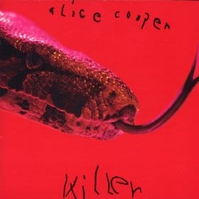 Killer CD cover