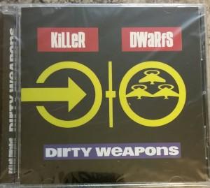 Killer Dwarfs CD