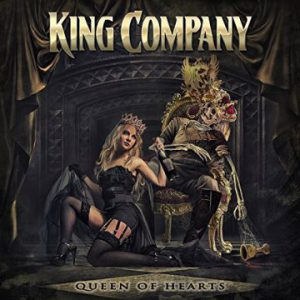 King Company – 'Queen Of Hearts' (August 10, 2018)