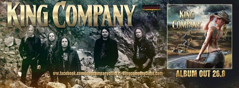 King Company poster