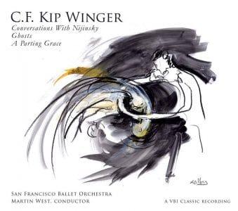 Kip Winger CD cover