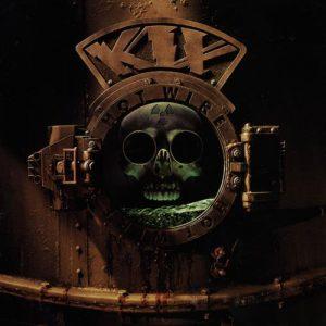 Kix Hot Wire album cover