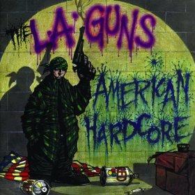 L.A. Guns CD cover