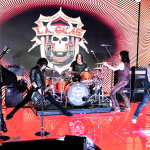 L.A. Guns (feat. Lewis and Guns) live stream via Monsters of Rock Cruise Concert Review