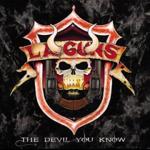 L.A. Guns – 'The Devil You Know' (March 29, 2019)