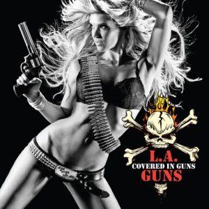 LA Guns Covered album cover