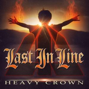 Last In LIne CD cover