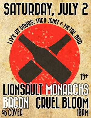 Lionsault poster