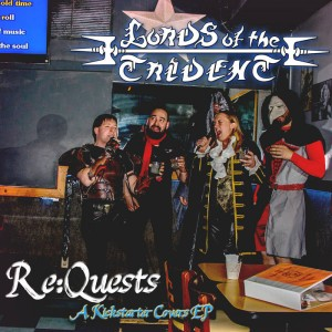 Lords Of The Trident CD cover