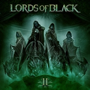 Lords of Black CD cover